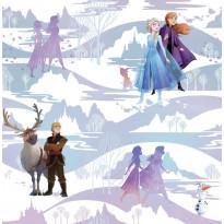 Tapetti Sandudd Frozen Scene 108238, 0.53x10.5m
