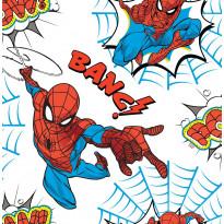 Tapetti Sandudd Spiderman Pow! 108553, 0.53x10.5m