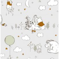 Tapetti Sandudd Winnie The Pooh Up, Up and Away 108594, 0.53x10.5m