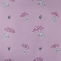 Muumi 4911-1 vaaleanpunainen/pinkki