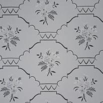 Arkiv 5129-4 valkoinen/musta