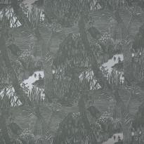 Moomin 5166-1 vihreä/hopea