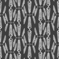 Ivana Helsinki Indian Summer 5248-1 tumma grafiitti/valkoinen