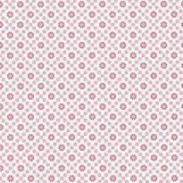 Metsäpolku 5257-5 valkoinen/punainen