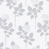 Metsäpolku 5260-1 valkoinen/harmaa