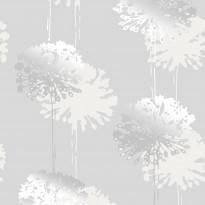 Rolleri 9 5281-4 valkoinen/hopea