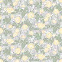 Belle 5342-1 harmaa/keltainen