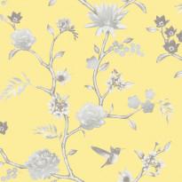 Belle 5346-3 keltainen/harmaa
