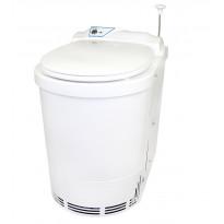 Polttava kuivakäymälä Separett Cindi Basic, Verkkokaupan poistotuote