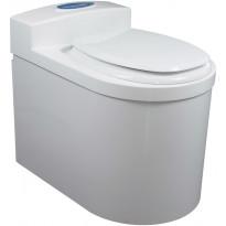 Pakastava kuivakäymälä Separett Freeze 2200, lattialämmityskohteisiin