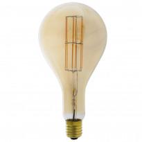 LED-lamppu Calex XXL LED Splash E40 Ø 16x32 cm kulta