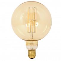 LED-lamppu Calex XXL LED Megaglobe E40 Ø 20x29 cm kulta