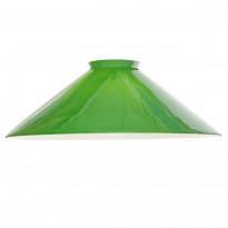 Suutarinvalaisimen lasi Sessak 25cm, vihreä