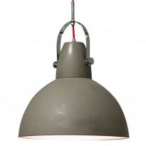 Riippuvalaisin By Rydéns Hoop 2826340-45808, Ø 38cm, metalli, betoniharmaa