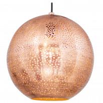 Riippuvalaisin By Rydéns Sikri 4200130-6504, Ø 30cm, metalli, kupari