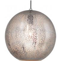 Riippuvalaisin By Rydéns Sikri 4200130-6517, Ø 30cm, metalli, nikkeli