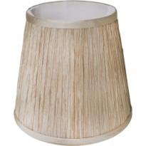 Varjostin By Rydéns Fold, Ø20x18cm, beige
