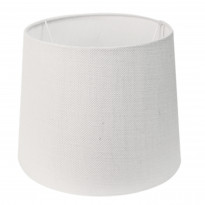 Varjostin By Rydéns Streckla Ø 33x26 cm valkoinen