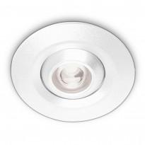 LED-alasvalo Sessak UP179-1 valkoinen