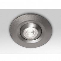 LED-alasvalo Sessak UP179S-1 2700K hopea