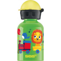 Lasten juomapullo SIGG 0,3 L, Jungle Train