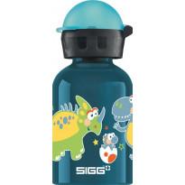 Lasten juomapullo SIGG 0,3 L, Small Dino