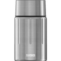 Ruokatermos SIGG 0,75 L, Gemstone Selenite, sis. lusikka-haarukka