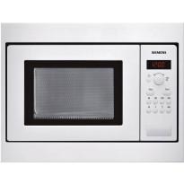 Mikroaaltouuni Siemens HF15M251, 45cm, valkoinen, Verkkokaupan poistotuote