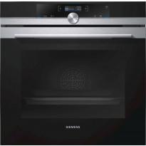 Yhdistelmähöyryuuni Siemens HR675GBS1S, 60cm, musta