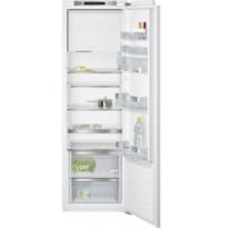 Jääkaappi pakastelokerolla Siemens iQ500 KI82LAF30, 252/34l, 178x60cm, integroitava