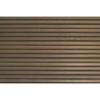 Sisustuspaneeli Siparila Vire 15x90x3600mm, kuultava hiekka