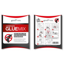Liima Smedbo iComposite Gluemix, Smedbo-tuotteille