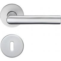 Väliovenpainike Beslagsboden Design B920AN, avainkilvellä, mattaharjattu alumiini