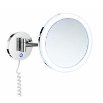 LED-meikkipeili Smedbo, 7-kertainen suurennus