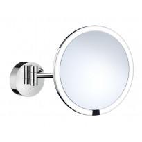 Meikkipeili valolla Smedbo Outline Sensor FK487EP, 7-kertainen suurennos, Verkkokaupan poistotuote