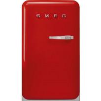 Jääkaappi pakastelokerolla Smeg Retro FAB10LRD2, 54.4cm, punainen, vasen