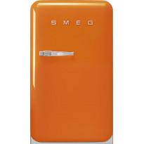Jääkaappi Smeg Retro FAB10ROR2, 114l, oranssi, oikea