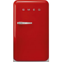 Jääkaappi Smeg Retro FAB10RRD2, 114l, punainen, oikea