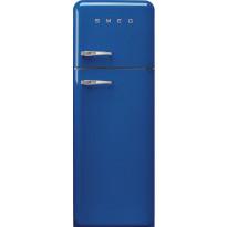Jääkaappipakastin Smeg Retro FAB30RBE3, 193/101l, sininen, oikea