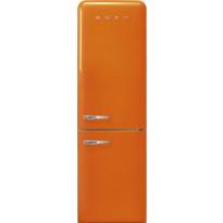 Jääkaappipakastin Smeg Retro FAB32ROR3, 234/97l, oranssi, oikea