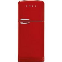 Jääkaappipakastin Smeg Retro FAB50RRD, 315/97l, punainen, oikea