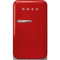 Jääkaappi Smeg Retro FAB5RRD3, 38l, punainen, oikea