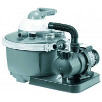Hiekkasuodatinjärjestelmä Swim & Fun ClearWater Compact, 250W, Verkkokaupan poistotuote