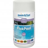 Saostusaine Swim & Fun Flok 1 l