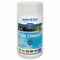 Allaspuhdistusaine Swim & Fun Pool Cleaner, 1 l
