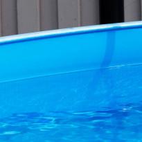 Allasmuovi 0,4mm Swim & Fun Ø550x120cm, pyöreälle uima-altaalle