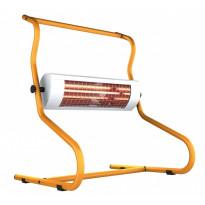 Työmaalämmitin 1400 ECO+PRO työmaalämmitin titaani/oranssi