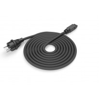 Kaapeli Solamagic 10,0 m Premium, Easy connect tummaharmaa