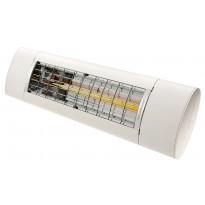 Terassilämmitin Solamagic 2500 Premium, ARC tehonsäädöllä ja kaukosäätimellä valkoinen