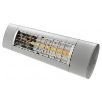 Terassilämmitin Solamagic 2500 Premium, ARC tehonsäädöllä ja kaukosäätimellä titaani